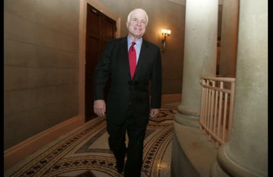 Thượng nghị sĩ John Mccain ngừng chữa trị ung thư não