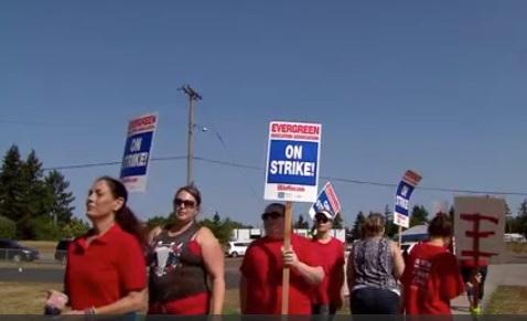 Giáo viên tiểu bang Washington đình công, 75,000 học sinh bị hoãn ngày học đầu năm