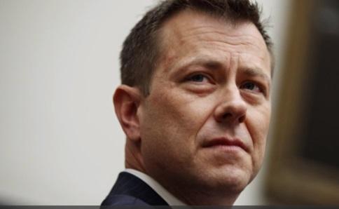 Peter Strzok bị FBI sa thải sau vì đã từng nhắn tin chống tổng thống Trump