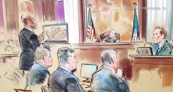 Nhân viên kế toán nói Paul Manafort hết tiền từ năm 2016 và nói dối với ngân hàng