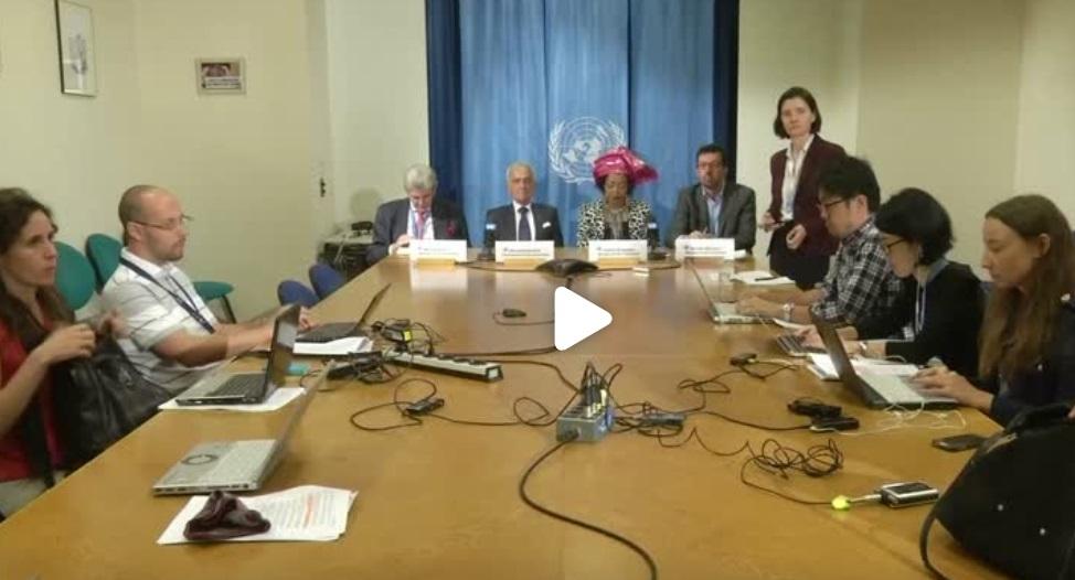 Liên Hiệp Quốc kêu gọi Trung Cộng trả tự do cho người Duy Ngô Nhĩ bị giam giữ