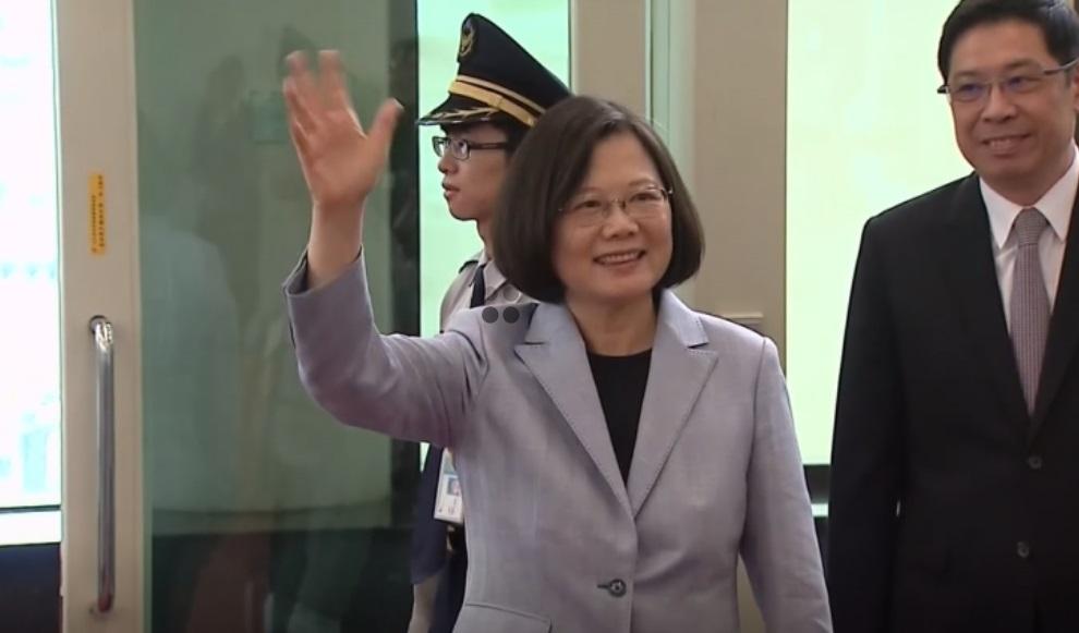 Tổng thống Thái Anh Văn tuyên bố không ai có thể xóa bỏ sự tồn tại của Đài Loan