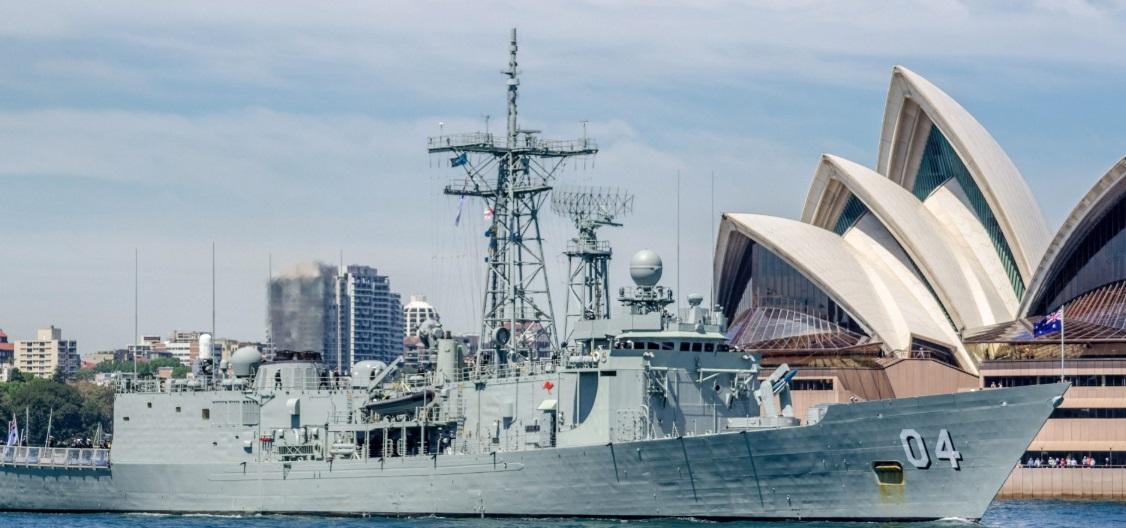 Trung Cộng vẫn sẽ tham gia cuộc tập trận hải quân với Úc