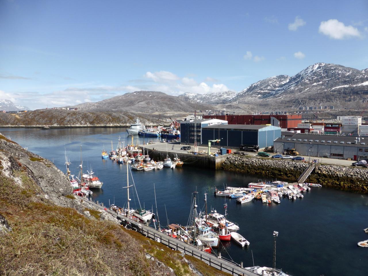 Kế hoạch xây phi trường của Trung Cộng ở Greenland có thể nguy hiểm cho căn cứ Hoa Kỳ