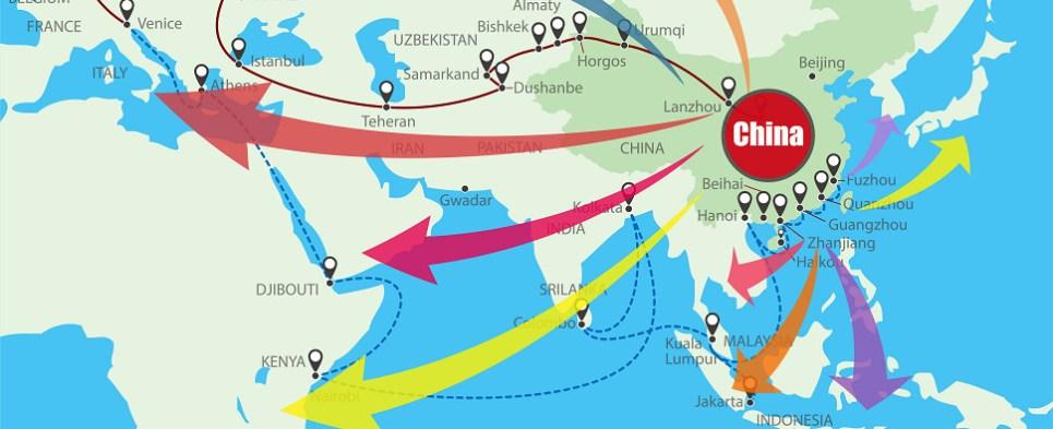 Địa ốc Việt Nam lọt tầm ngắm giới đầu tư 'Vành Đai Và Con Đường' Trung Cộng