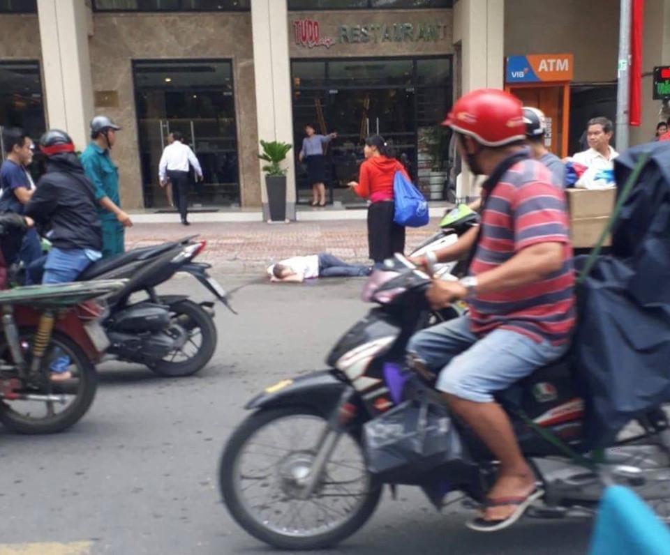 Du khách Úc tử vong vì rơi từ tầng 6 khách sạn ở Sài Gòn
