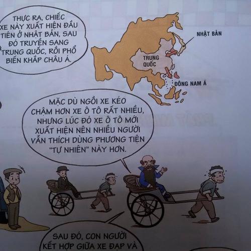 Nhà xuất bản ở Hà Nội thu hồi sách dành cho học sinh in bản đồ đường lưỡi bò