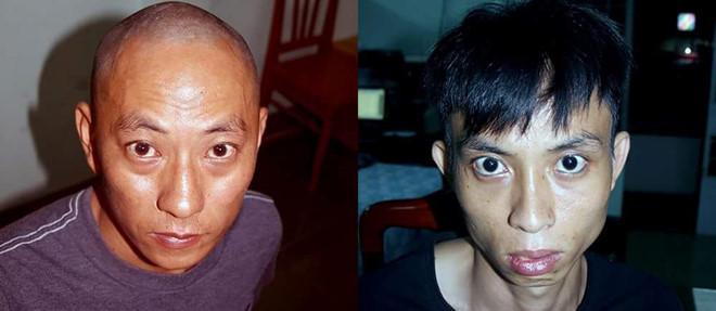 Bắt 2 nghi can mang súng tự chế đi cướp tiền ngân hàng ở Khánh Hòa