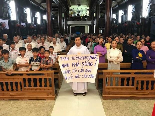 Giáo phận Vinh lên tiếng về tù nhân lương tâm và thực trạng nhân quyền Việt Nam