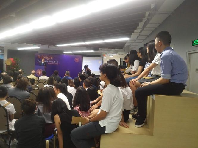 Trường Đại Học Fulbright Việt Nam khai giảng khóa đầu tiên