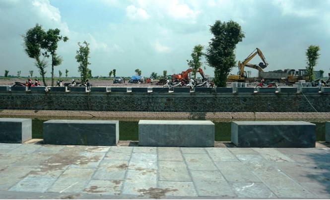 Việc xây lăng mộ cho Trần Đại Quang bị chỉ trích