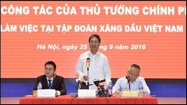Petrolimex bất ngờ xin rút khỏi dự án lọc dầu 6 tỉ USD ở Nam Vân Phong