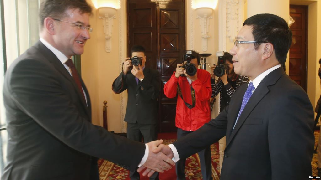 CSVN chưa trao Slovakia bằng chứng Trịnh Xuân Thanh về Hà Nội cách nào