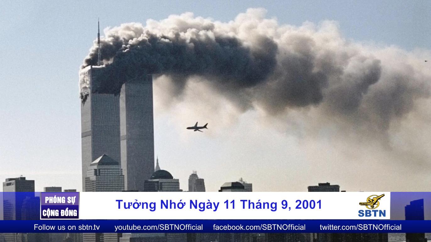 Tưởng nhớ ngày 11 tháng 9 ở Boston
