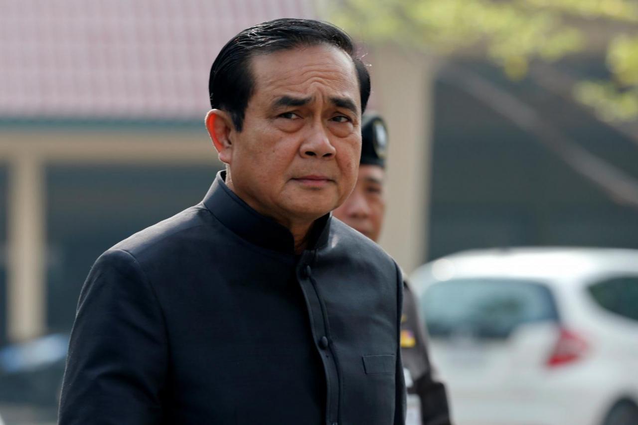 Các chính đảng Thái Lan muốn liên kết để chống lại chính quyền quân sự