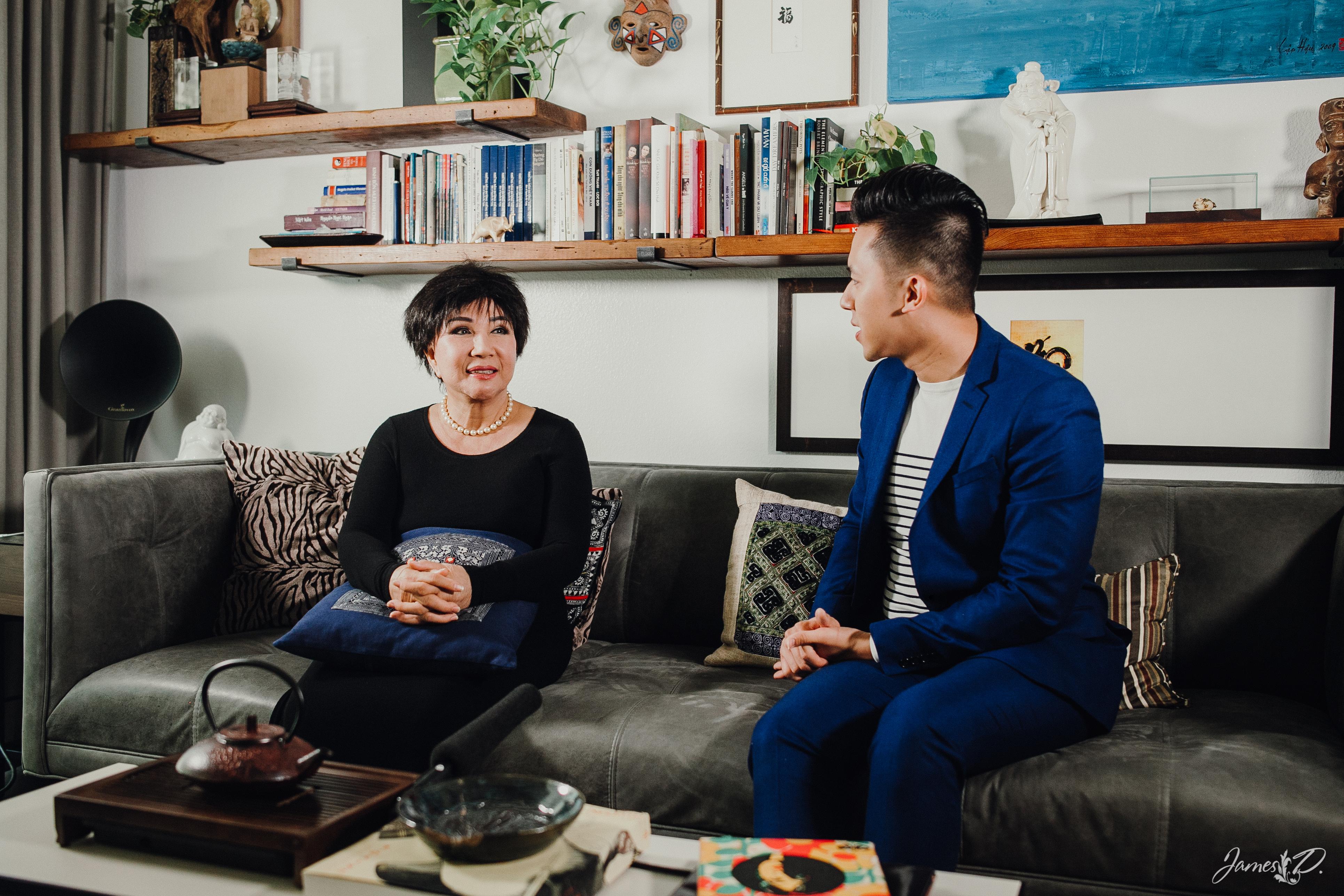 The Jimmy Show: chiếc cầu nối thế hệ trẻ Việt Nam với nền văn nghệ trước 1975