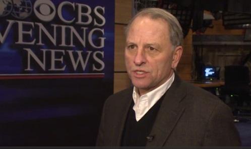 Thêm một nhân viên cao cấp của CBS bị sa thải