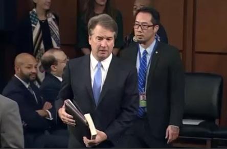 Thẩm phán Brett Kavanaugh phủ nhận cáo buộc quấy rối tình dục một phụ nữ thời trung học