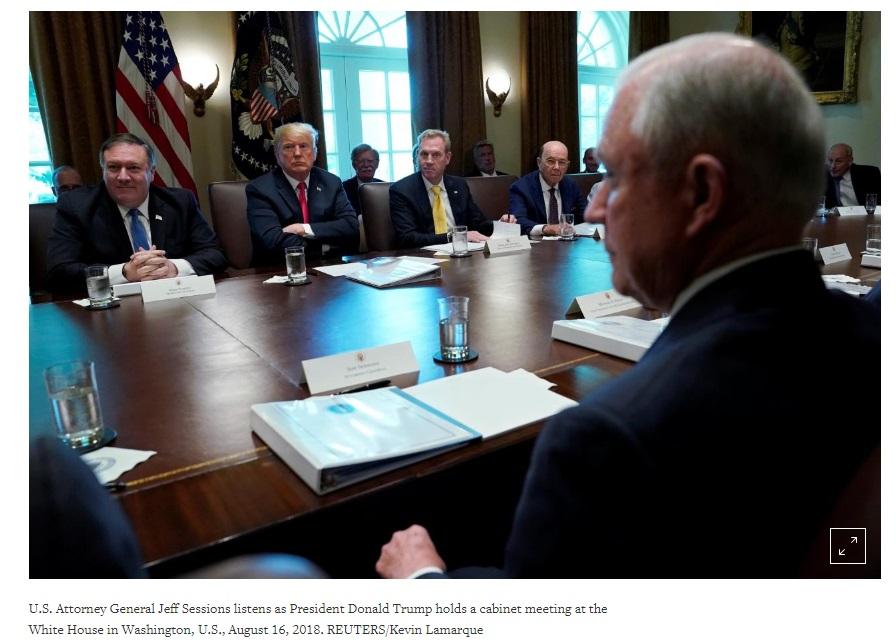 Tổng thống Trump: Bộ Trưởng Tư Pháp phá hoại cuộc tranh cử của dân biểu Cộng Hòa