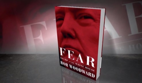 "Sách mới của Bob Woodward: ""Fear: Trump in the White House"""