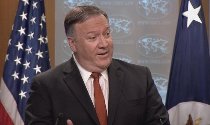Ngoại trưởng Mike Pompeo đả kích người tiền nhiệm họp ngầm với Iran