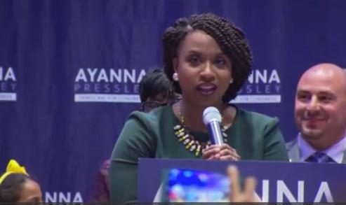 Bất ngờ trong bầu cử sơ bộ ở Massachusett: nữ ứng viên Dân Chủ da màu chiến thắng