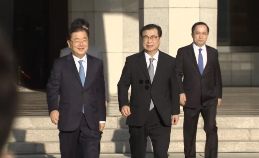 Phái đoàn Nam Hàn đến miền Bắc trong bối cảnh cuộc đàm phán phi nguyên tử bế tắc