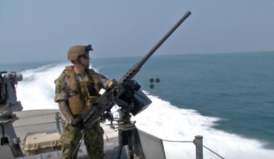 Hoa Kỳ Và Anh tổ chức các cuộc tập trận hải quân ở vịnh Ả Rập