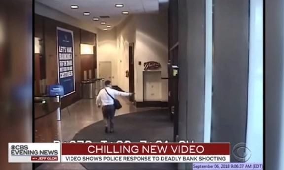 Nổ súng ở một cao ốc văn phòng Cincinnati, 3 người thiệt mạng
