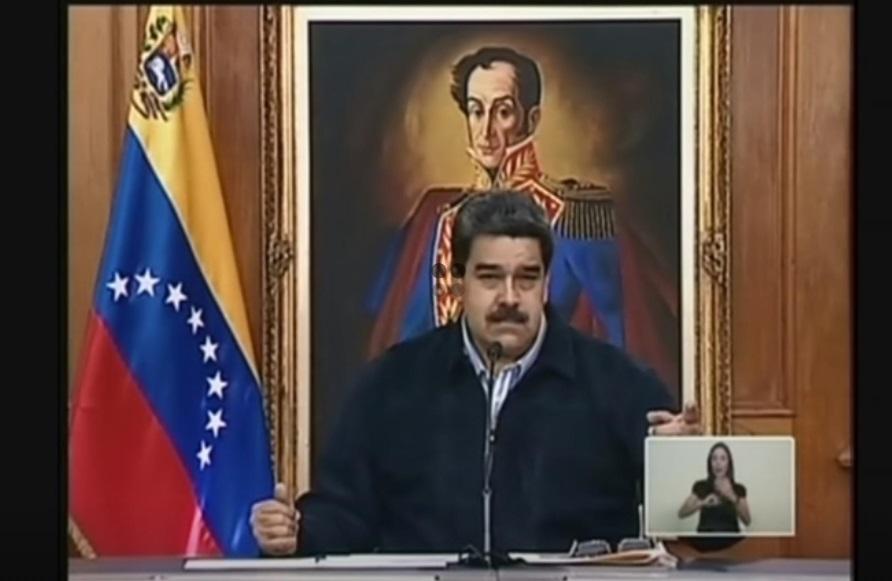 Tổng thống Venezuela đến thăm Trung Cộng để tìm các khoản vay mượn mới