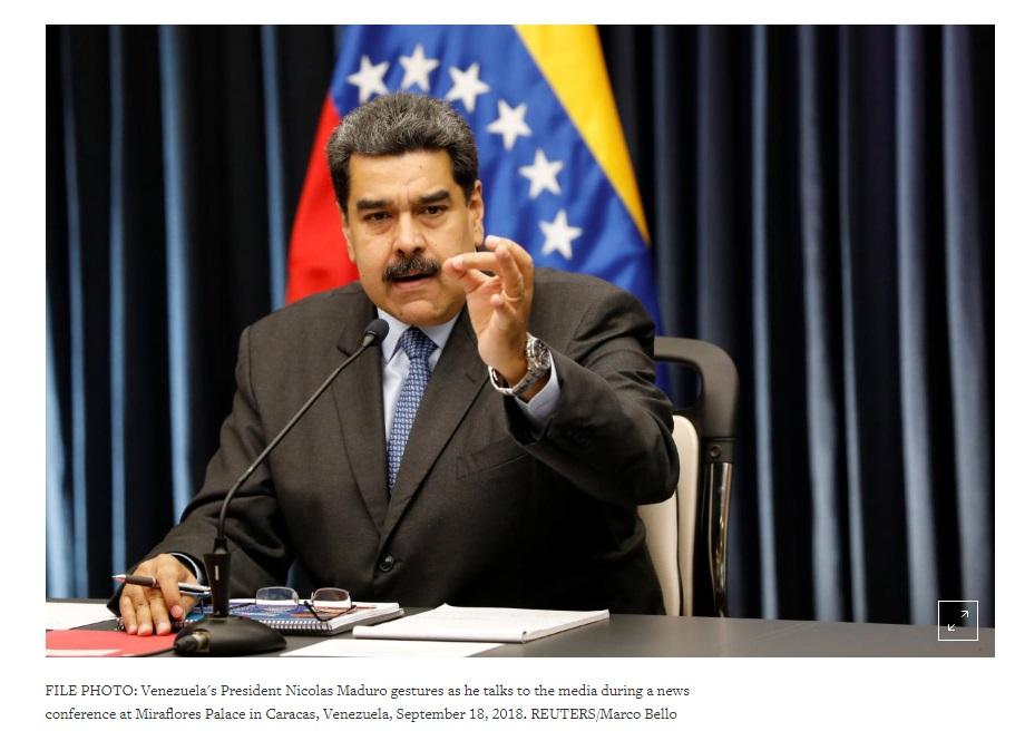 Hoa Kỳ chuẩn bị đưa ra một loạt kế hoạch chống lại Venezuela