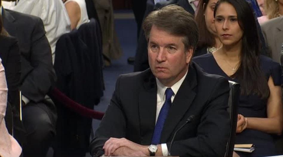Đảng Cộng Hòa và Dân Chủ tranh cãi trong phiên điều trần của Thẩm Phán Brett Kavanaugh