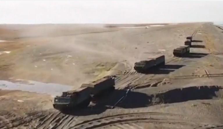 Nga bắt đầu cuộc tập trận lớn nhất kể từ khi Liên Xô tan rã