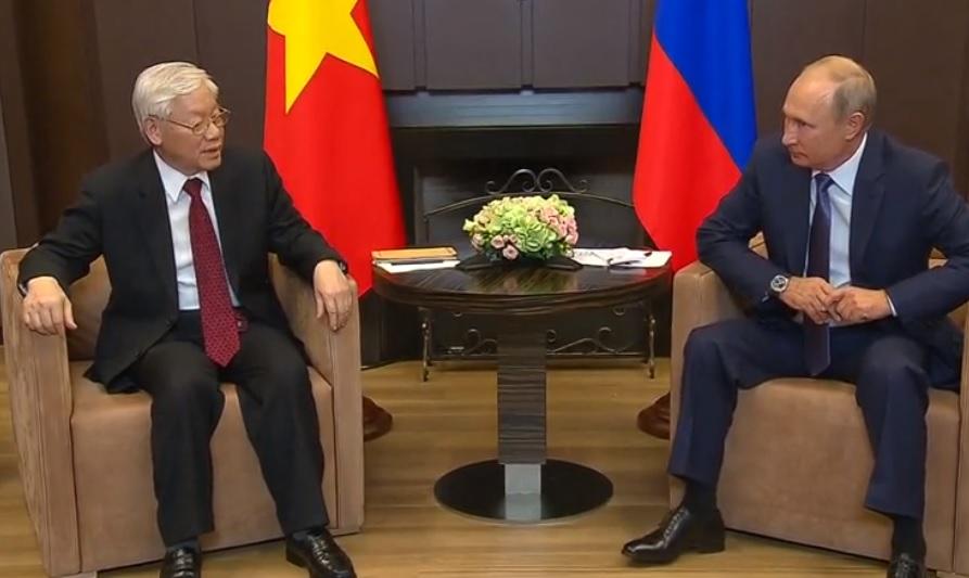Việt Nam đặt mua 1 tỉ USD vũ khí của Nga