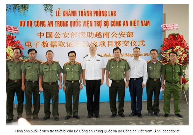Thiết bị Trung Quốc và an ninh mạng: thêm một Trọng Thủy được gả sang Việt Nam (Thảo Vy -VNTB)