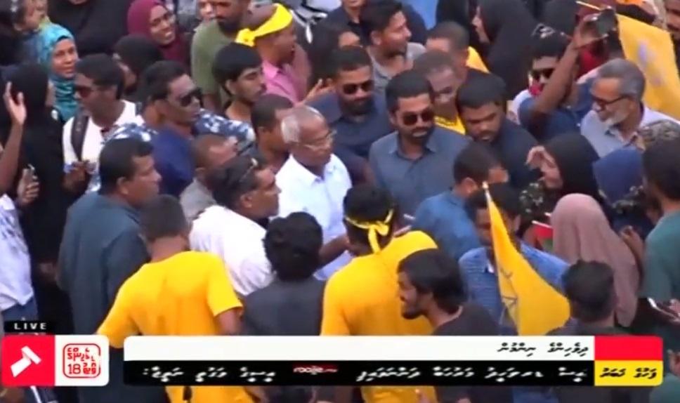 Sau Mã Lai, tân chính phủ Maldives sẽ xem lại mối quan hệ với Trung Cộng