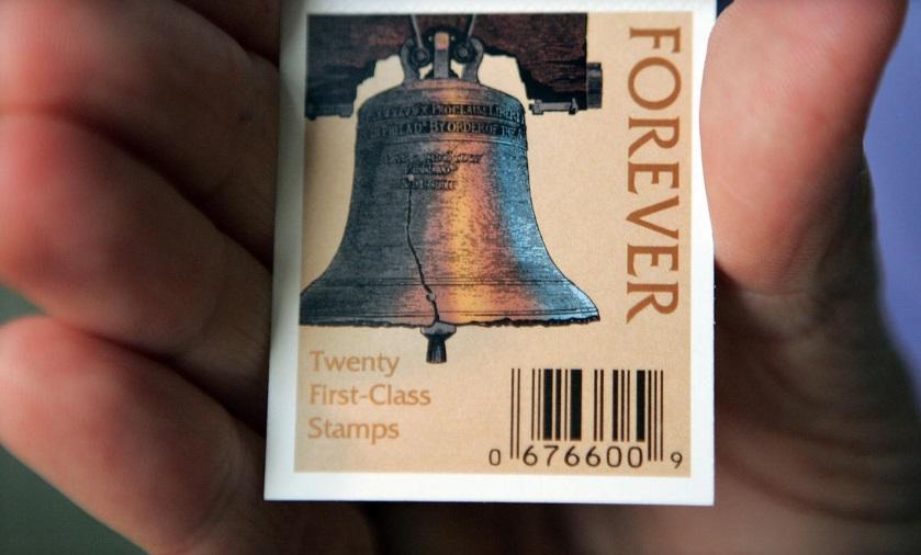 Bưu điện Hoa Kỳ đề nghị tăng giá tem
