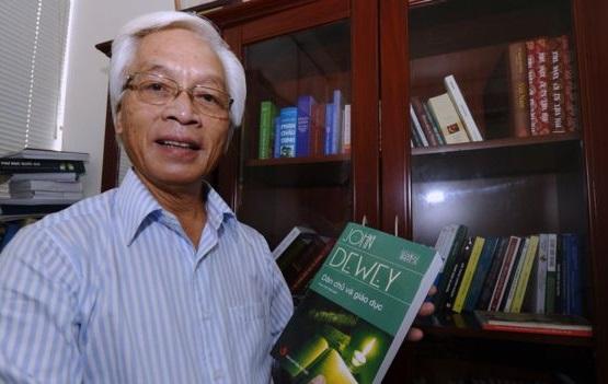 Trí thức, văn nghệ sĩ rầm rộ bỏ đảng sau vụ giáo sư Chu Hảo bị đề nghị kỷ luật
