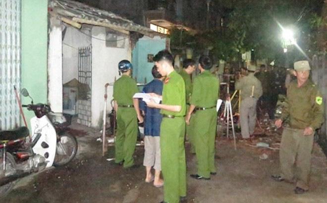 Nổ lớn nghi do ném mìn tại nhà một chủ tịch xã ở Nghệ An