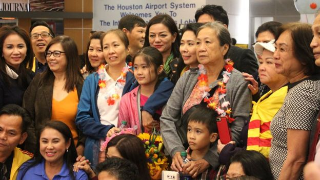 Blogger Mẹ Nấm và gia đình tới Houston, Texas
