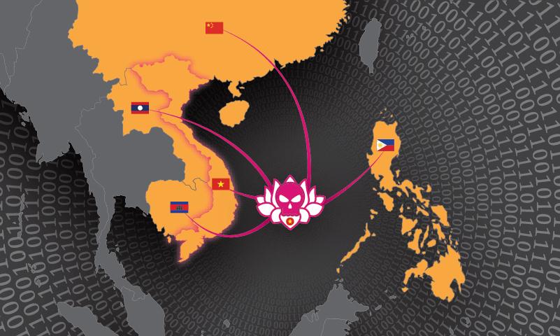 """An ninh mạng quốc tế phát hiện """"cửa sau"""" của nhóm tin tặc làm việc cho CSVN"""