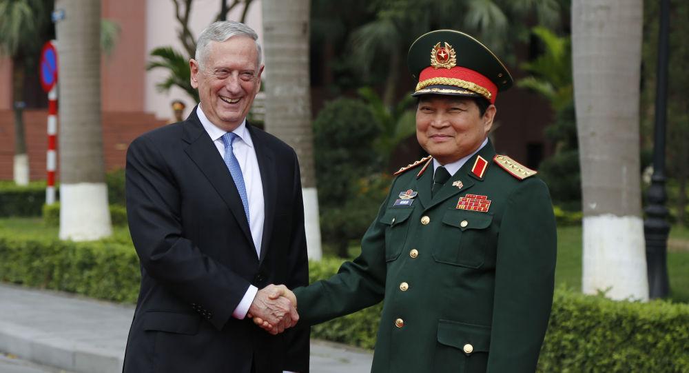 Bộ trưởng Quốc phòng Hoa Kỳ thăm Việt Nam trong tuần tới