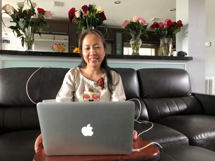 Mẹ Nấm trả lời phỏng vấn Reuters, kể về các cuộc tuyệt thực trong tù