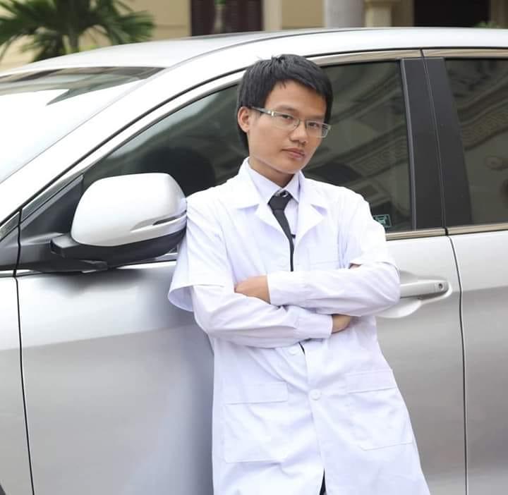 Một bác sĩ trẻ vừa trở thành tù nhân lương tâm