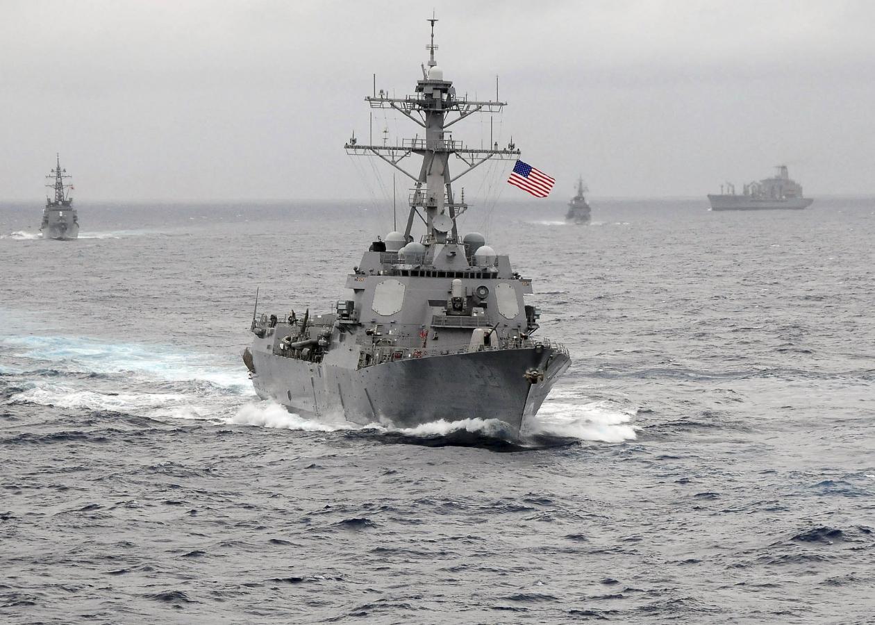 Hoa Kỳ sẽ tiếp tục tuần tra tại khu vực tranh chấp trên Biển Đông
