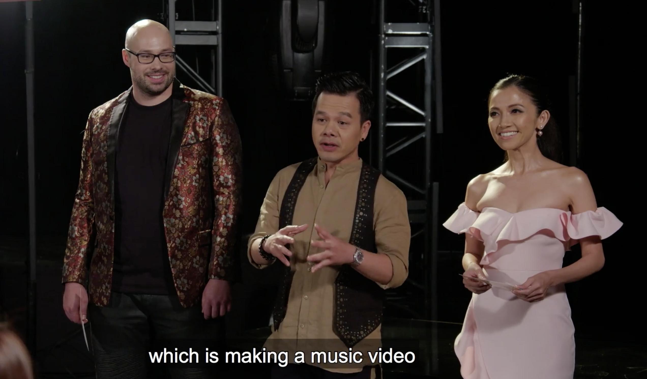 SBTN VOICE 2018 tập 5: thí sinh bước vào phần thử thách trình diễn trước ống kính