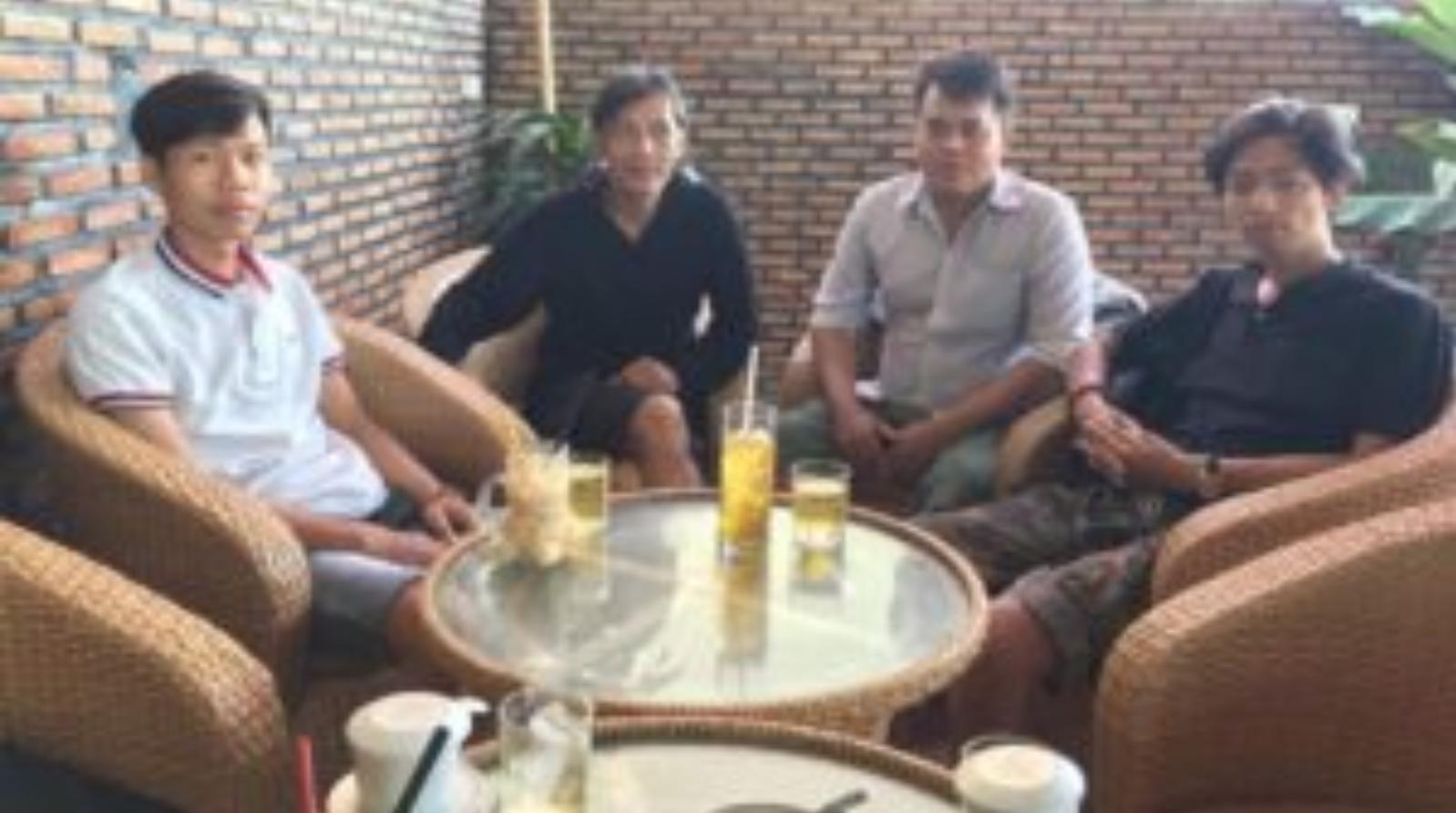 Công an đánh gãy chân người thân vào thăm ông Michael Phương Minh Nguyễn