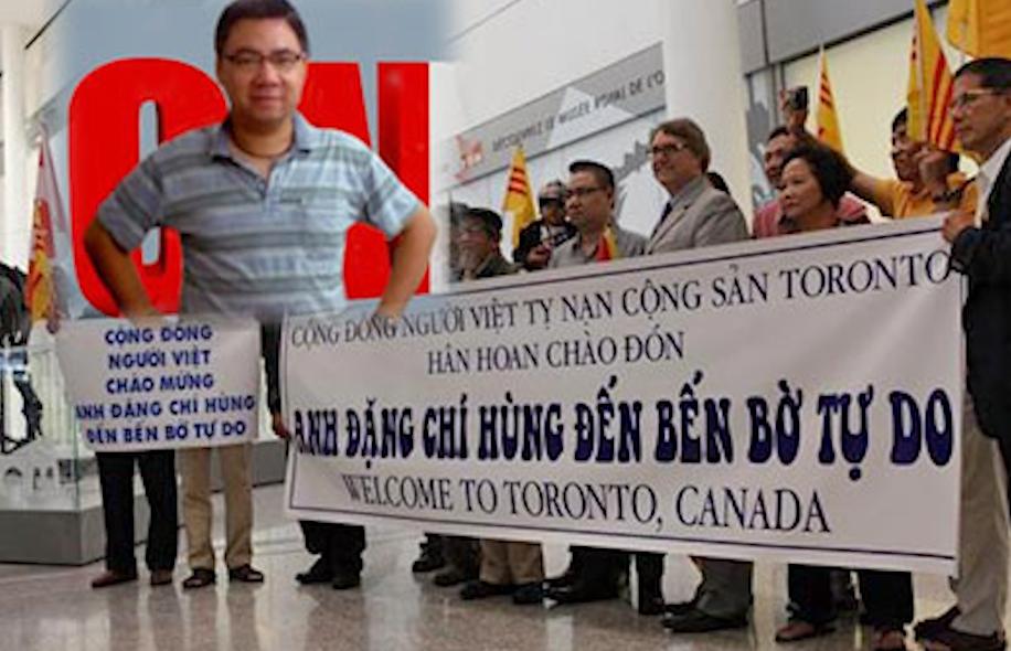 CSVN ngụy tạo tội danh để dẫn độ người được Canada cho tị nạn