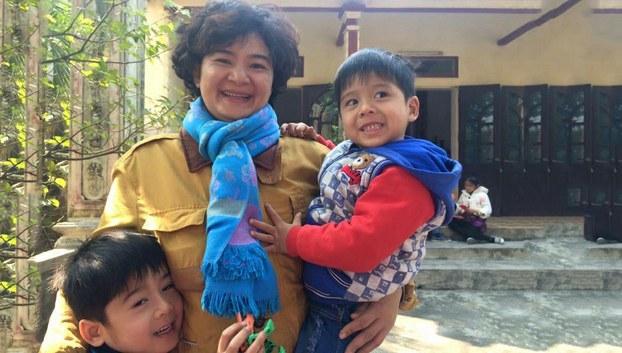 Gia đình tù nhân Trần Thị Nga gửi đơn khiếu nại vì không được thăm gặp