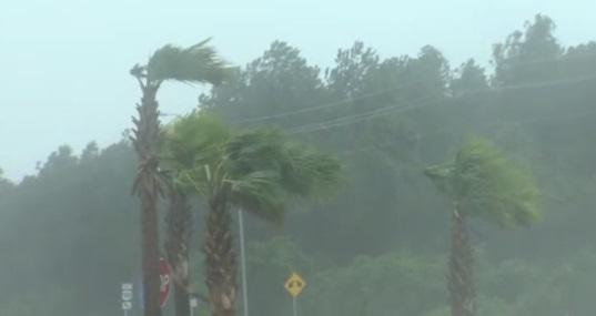 Bão cấp 4 Michael đổ bộ vào Florida Panhandle